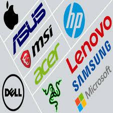 برند های لپ تاپ