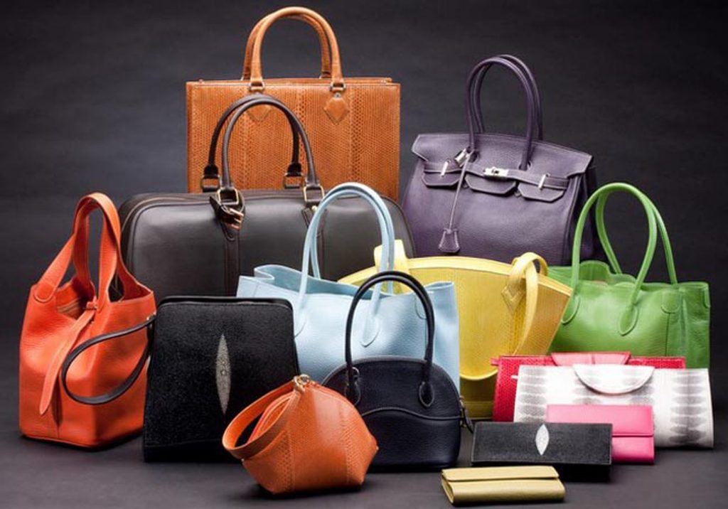 انواع کیف زنانه