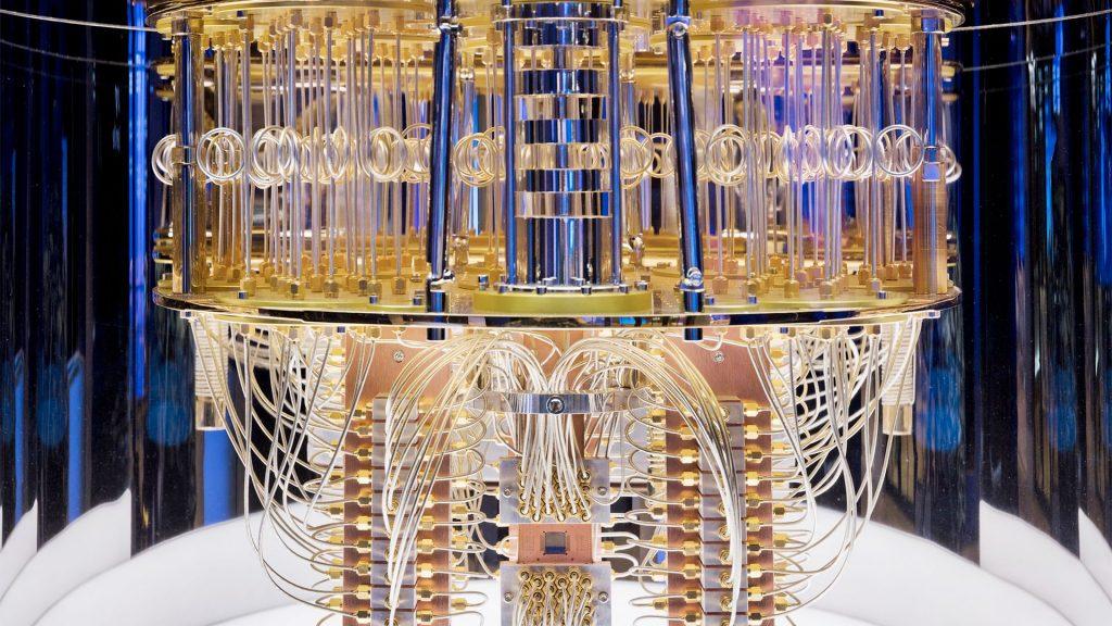 کامپیوتر کوانتومی(Quantum Computing)